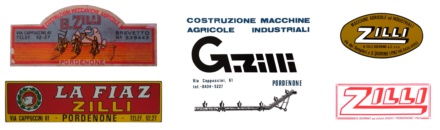 Evolution des logos